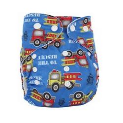 Kalhotky pro látkové pleny - auta